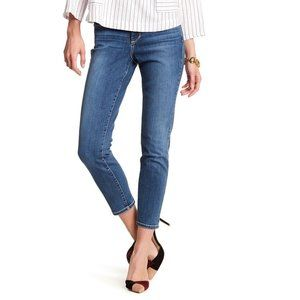 NYDJ Clarissa Ankle Skinny Crop Jean Medium Wash